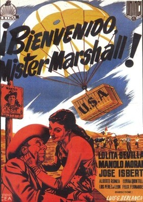 ¡Bienvenido, Mister Marshall!