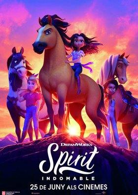 Spirit: Indomable